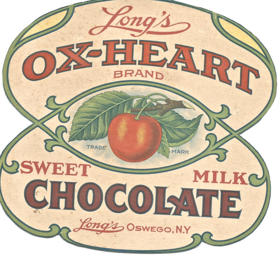 Vintage advertising Ox.