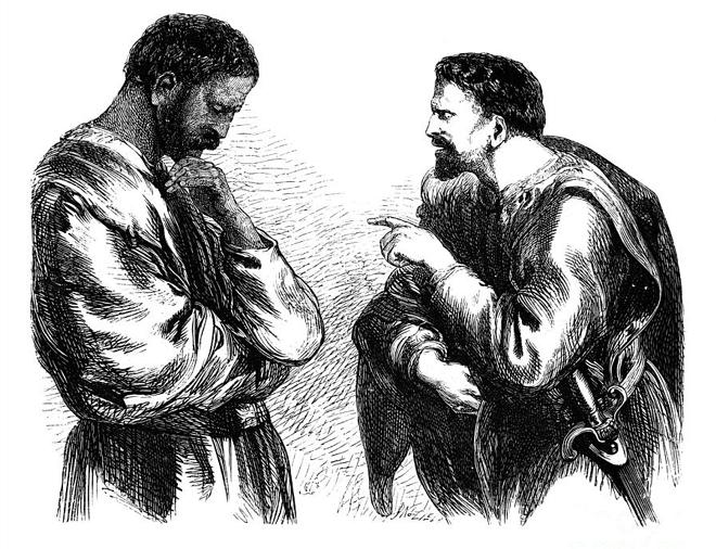 Tracing Deformity in Shakespeare 2.0: Othello — BlondeVsBooks.