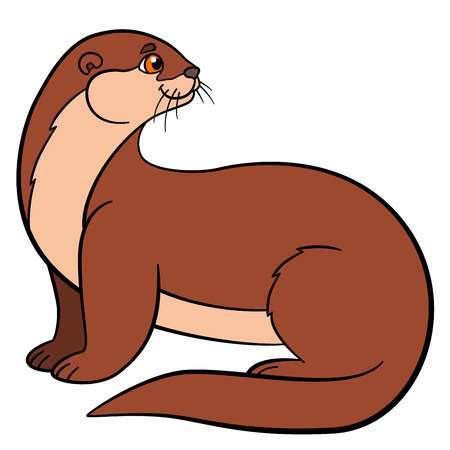 Free otter clipart 2 » Clipart Portal.