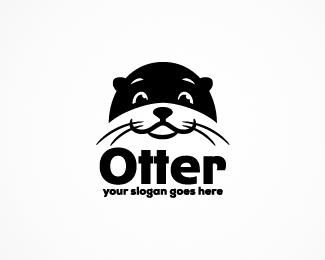 Otter Designed by oszkar.