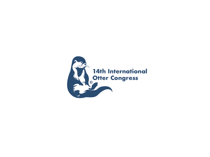 international otter congress logo by CullenChoi on Dribbble.