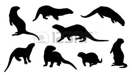 689 Otter Cliparts, Stock Vector And Royalty Free Otter Illustrations.