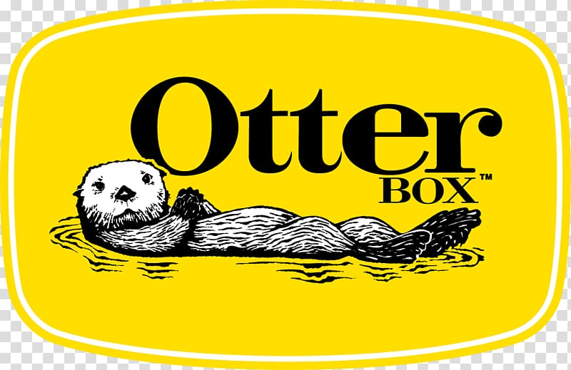 OtterBox Logo Mobile Phones Handheld Devices Company, otter.