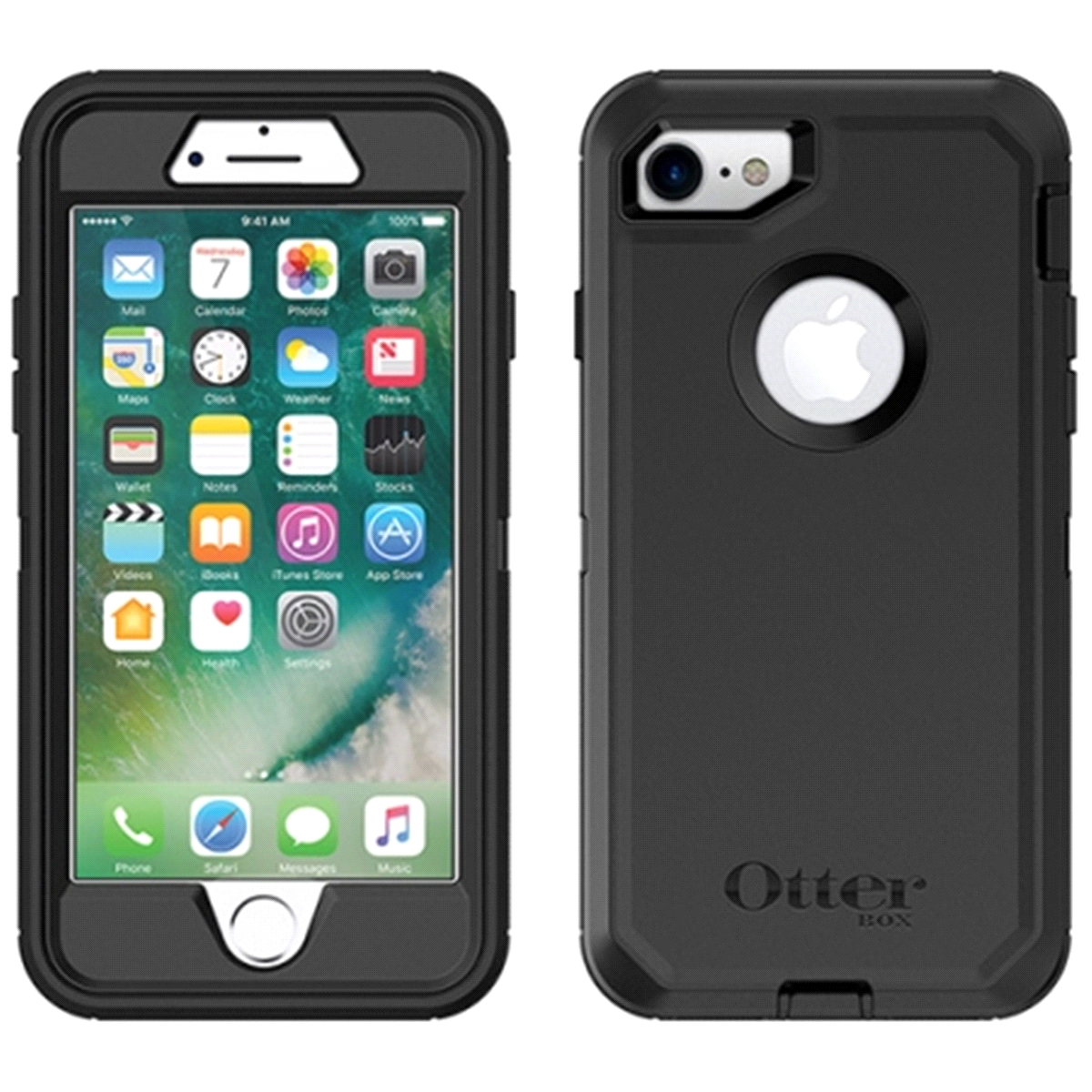 OtterBox Defender Case For iPhone 7 & 8.