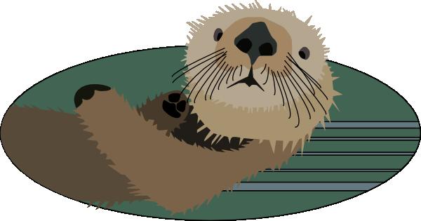 Otter Clipart.