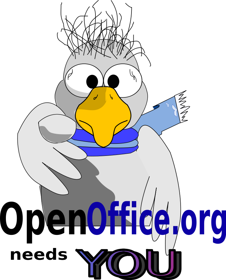 Otto Needs You Clipart, vector clip art online, royalty free.