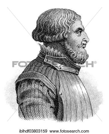 "Stock Photograph of ""Portrait of Otto VIII, 1180."
