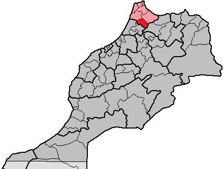 Ouezzane (Provinz).