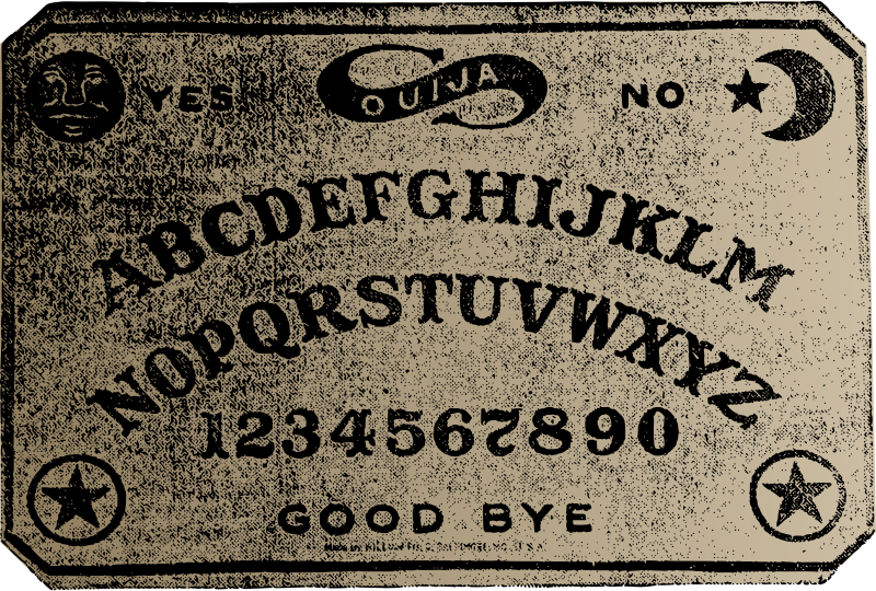 Download Free png Ouija Board.