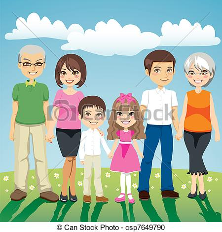 Our family clipart 2 » Clipart Station.