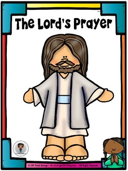 The Lord\'s Prayer Poster.