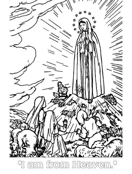 1000+ images about Catholic coloring sheets on Pinterest.