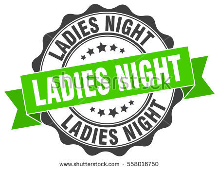 Ladies Night Stock Images, Royalty.