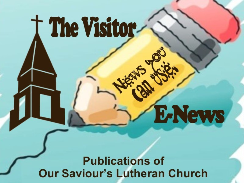 Our Saviours Lutheran Church Home.