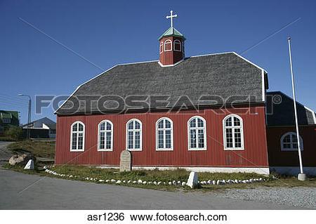 Stock Images of Church of Our Savior (Vor Frelser Kirke), 1832.