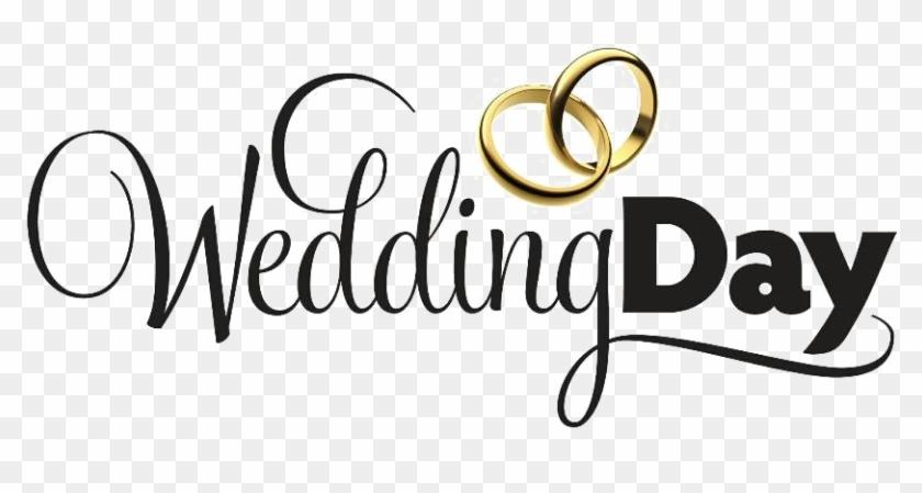 Wedding Word Png Background Image.