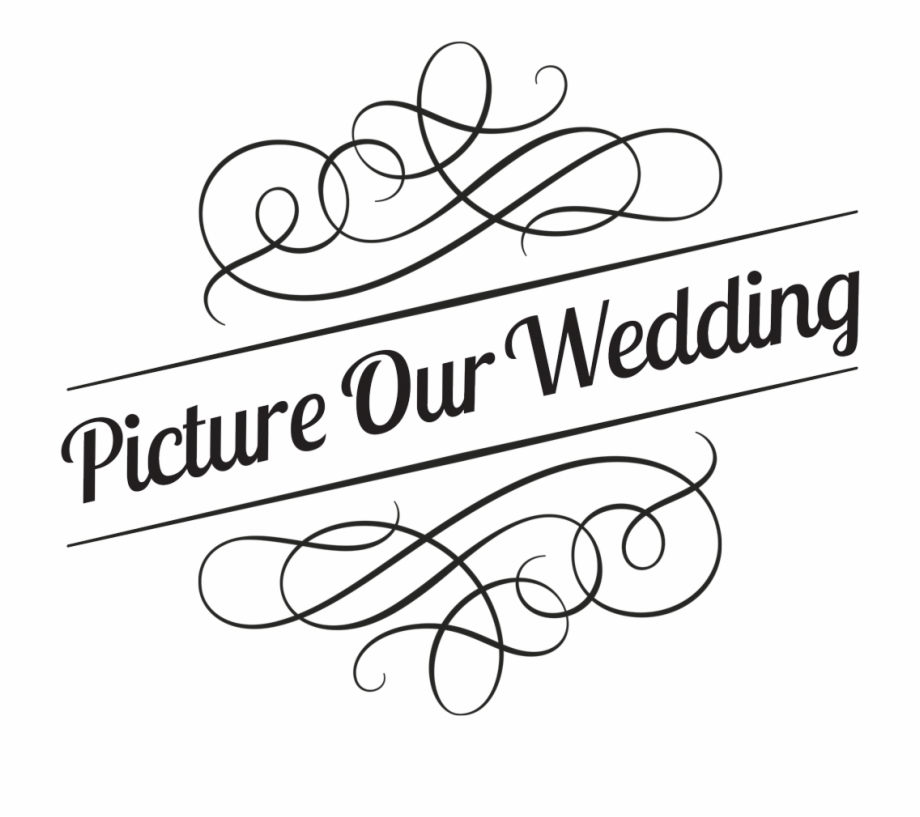 Our Wedding Png.