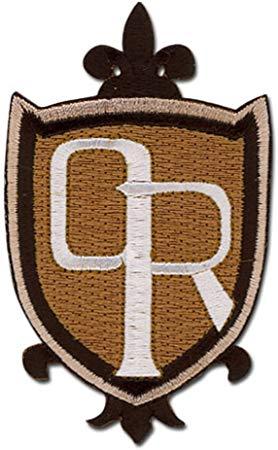 Ouran High School Host Club School Logo Patch.