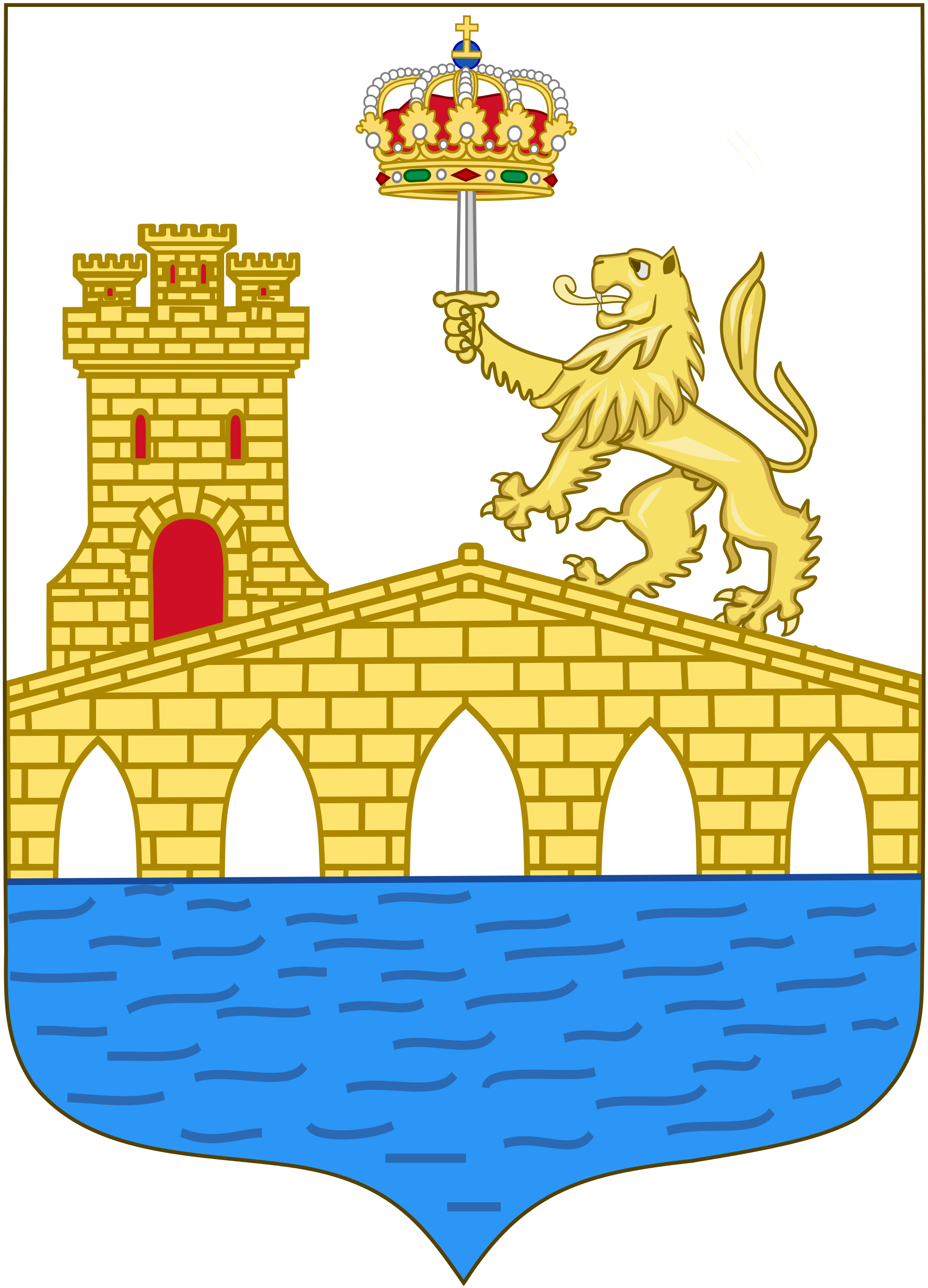File:Arms of Ourense.svg.