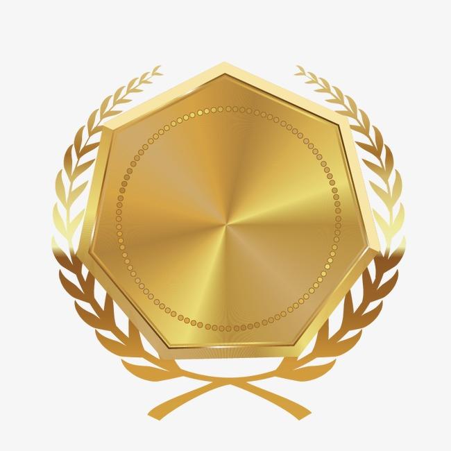 Medalha De Premiação, A Medalha, O Prêmio, A Medalha De Ouro.