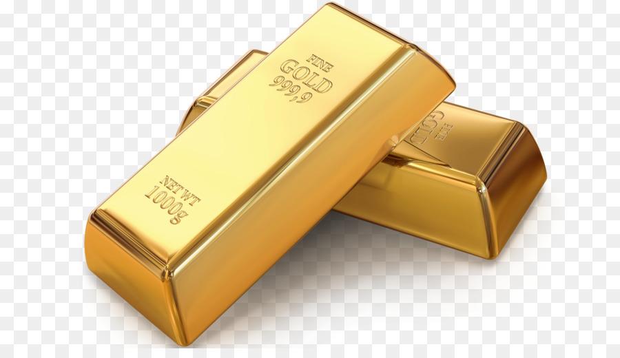Barra De Ouro, Ouro, De Metais Preciosos png transparente grátis.