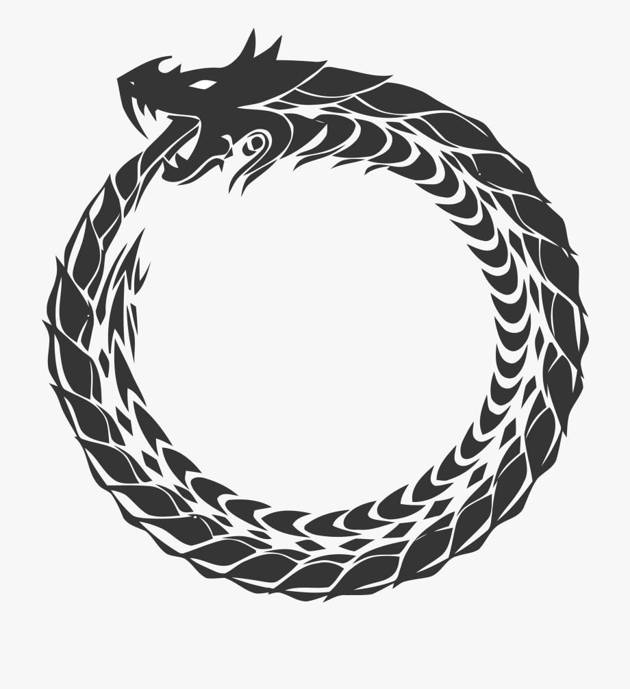 Clipart Circle Snake.