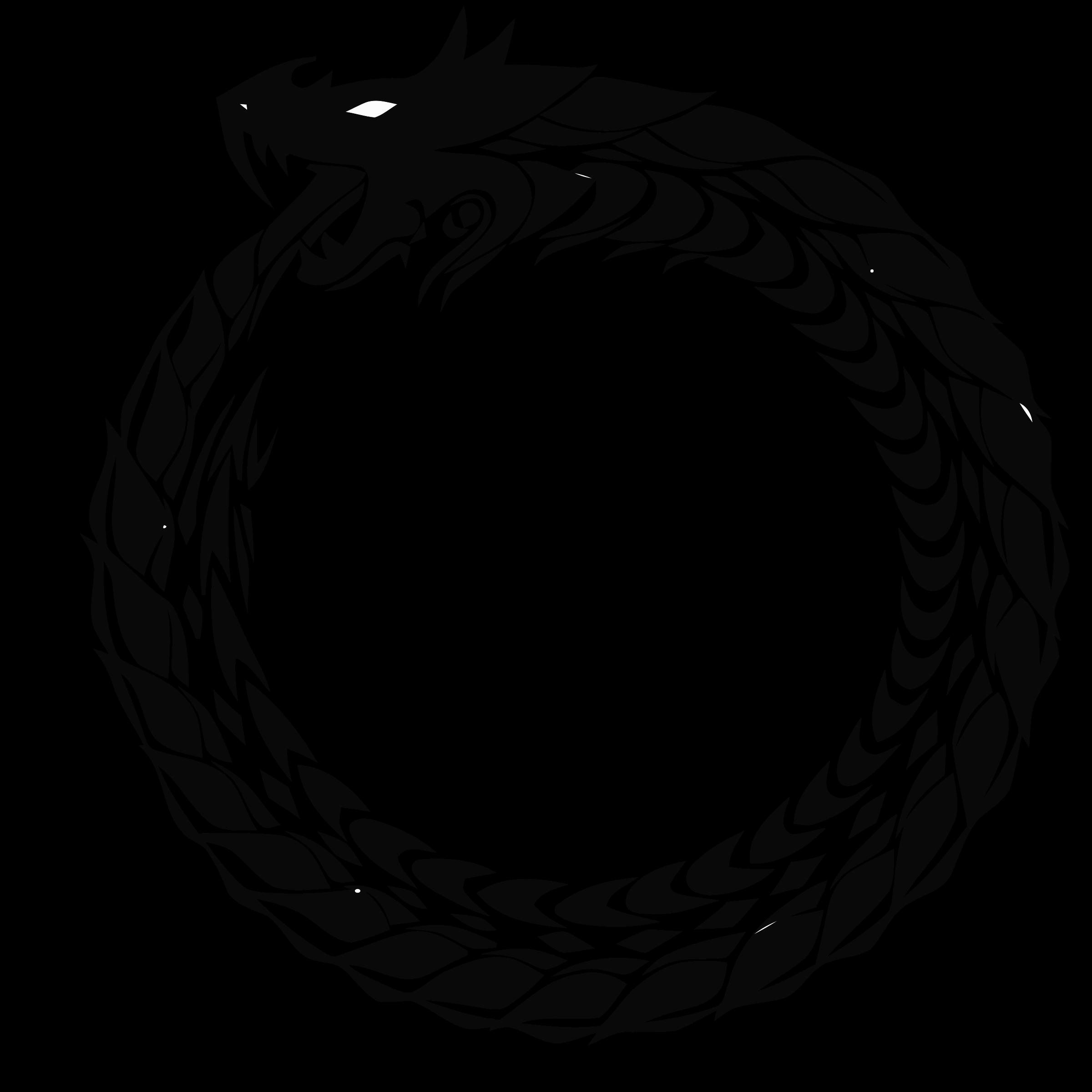 Ouroboros PNG Transparent Images.
