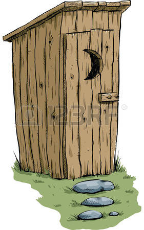 211 Outhouse Stock Vector Illustration And Royalty Free Outhouse.