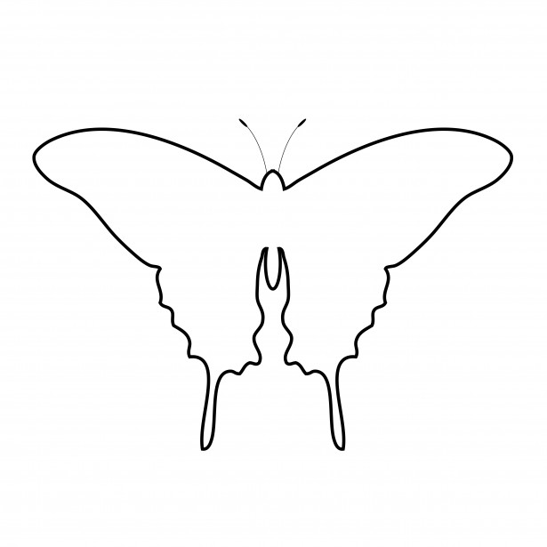 Outline Clipart.