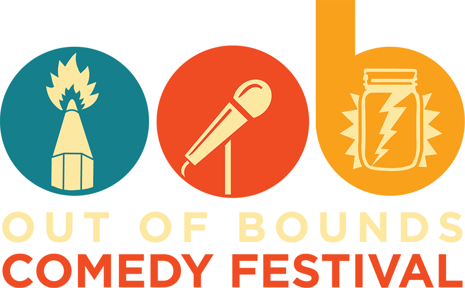 2015 Out of Bounds Comedy Festival.