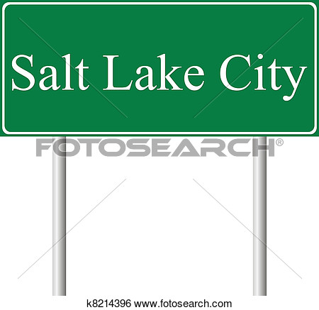 Clipart Of A Road Sign About A Lake.