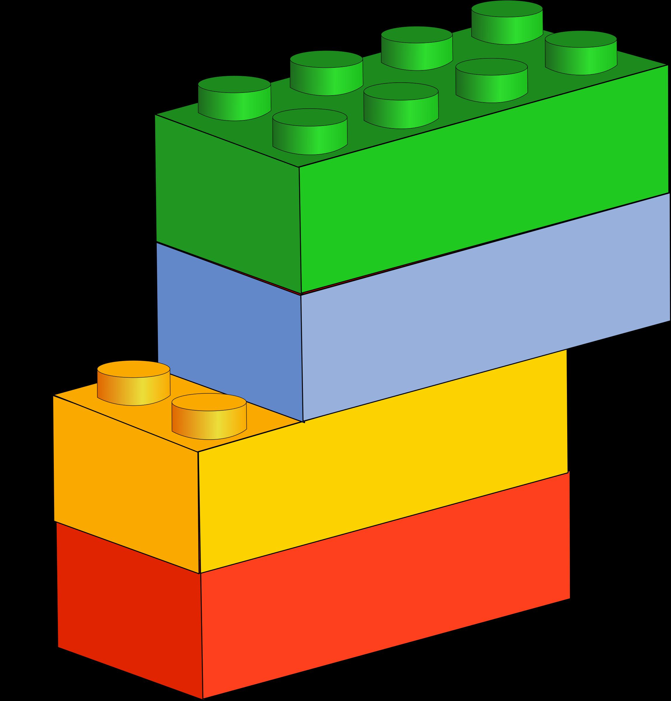 Legos clipart #1