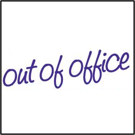 65+ Out Of Office Clipart.