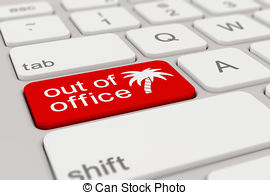 Out of office Clipart and Stock Illustrations. 2,284 Out of.