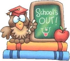 schools out School\'out clip art jpg.