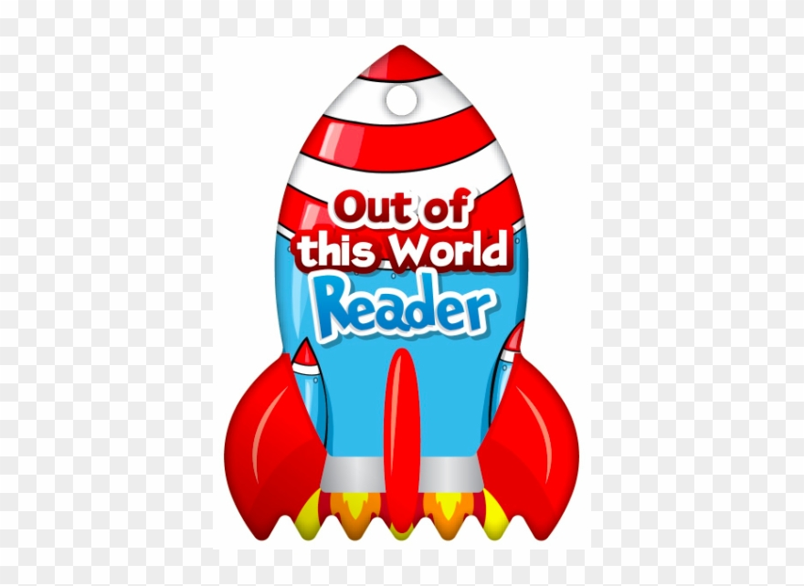 Out Of This World Reader Clipart (#2542556).