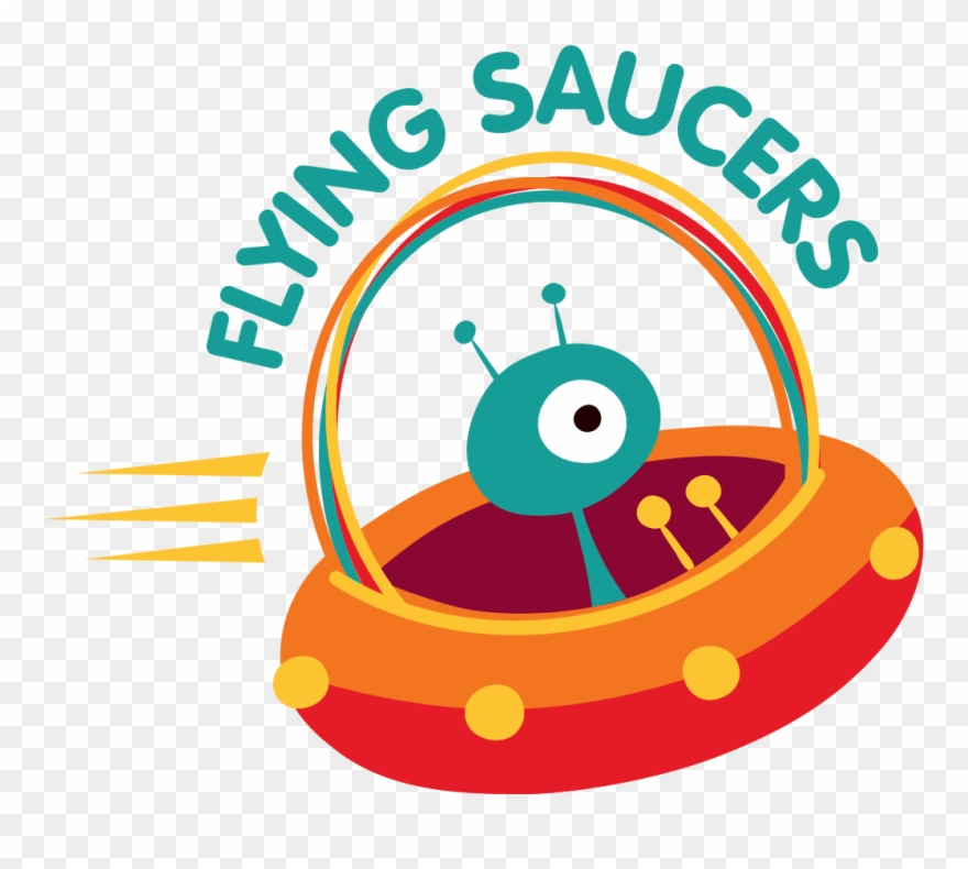 Flying Saucers Is Our Brand New Out Of This World Sunday.