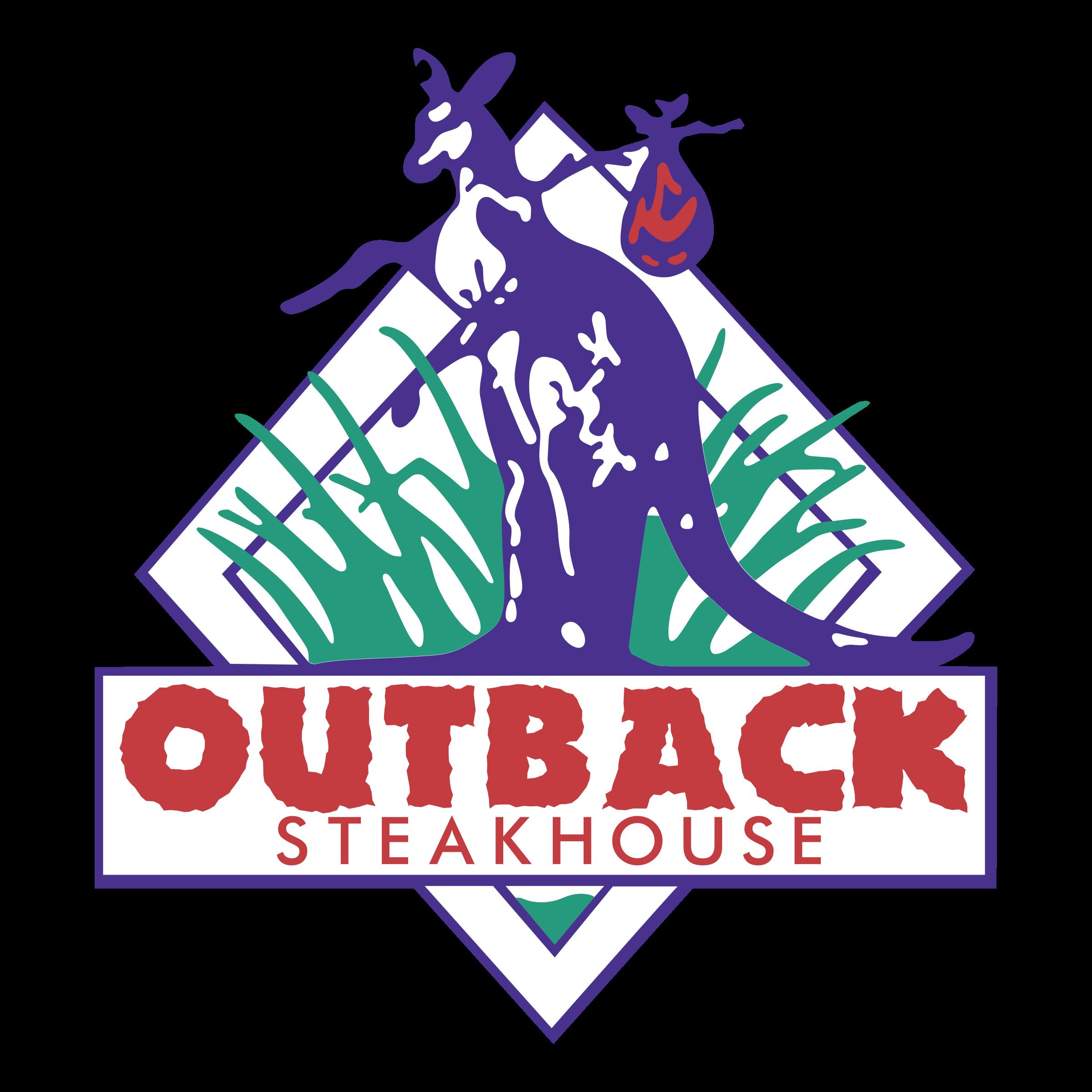 Outback Steakhouse Logo PNG Transparent & SVG Vector.