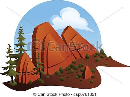 Outcrop Vector Clipart Illustrations. 25 Outcrop clip art vector.