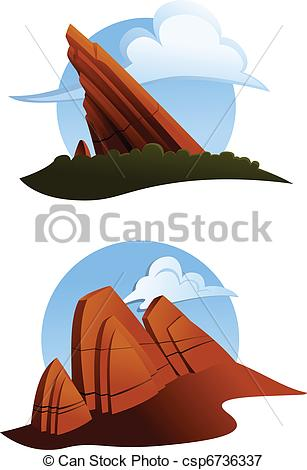 Outcroppings Clipart and Stock Illustrations. 12 Outcroppings.