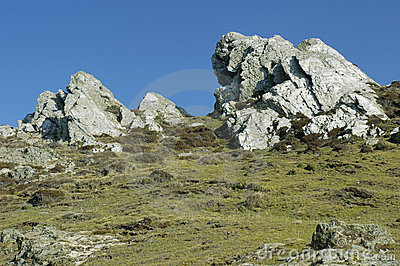 Rock Outcrops Mort Point Stock Photos, Images, & Pictures.