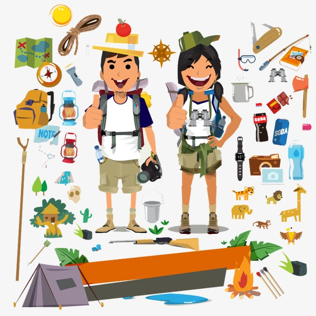 Outdoor Adventure Clipart (99+ images in Collection) Page 1.