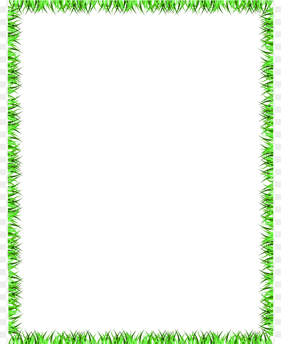 Background Green Frame png download.