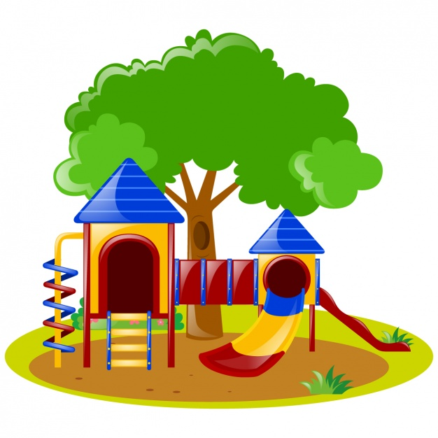 Outdoor Play Clipart.