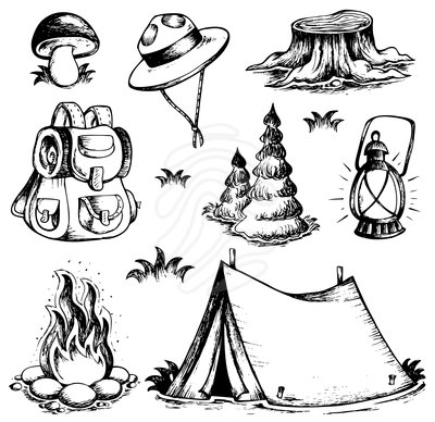 Outdoor Clipart Page 1.