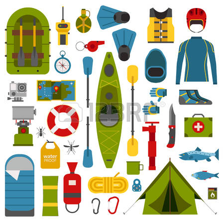 5230 Outdoor Gear Stock Vector Illustration And Royalty Free