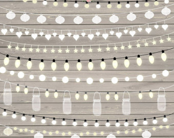 String light clipart.