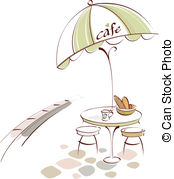 Outdoor seating Vector Clipart Illustrations. 2,170 Outdoor.