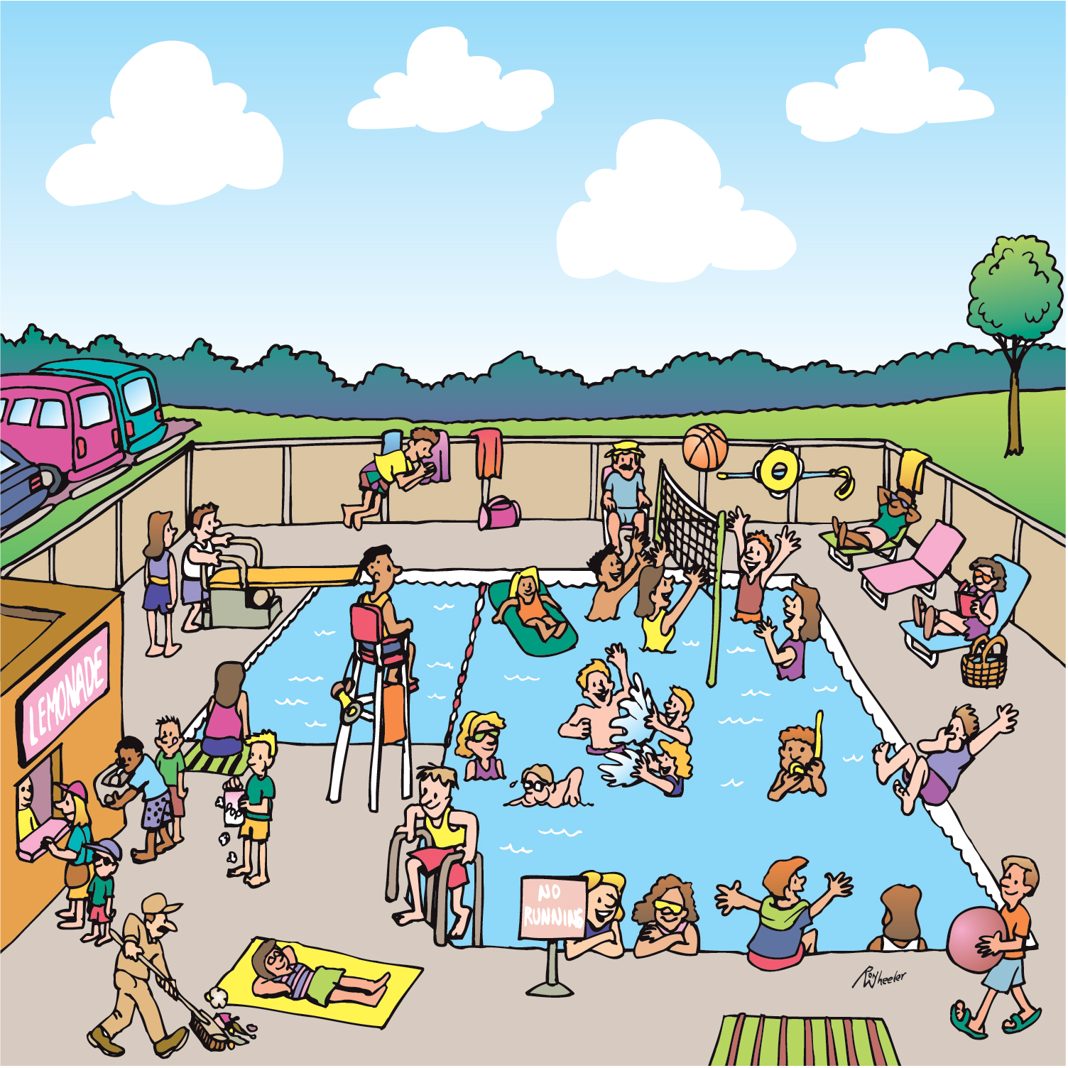 Swimming Pool Clipart Design Inspiration 2613025 Pools.
