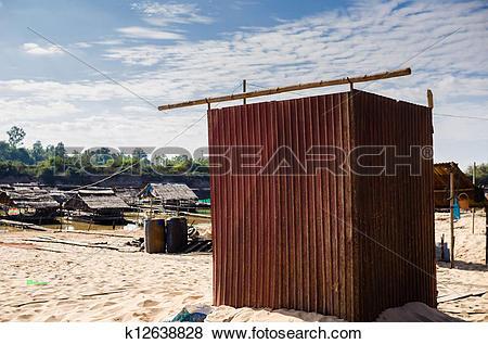 Pictures of Outdoor toilet k12638828.